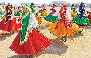 Cultural programs in Bhiwani