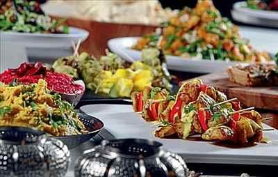 Food in Bhopal