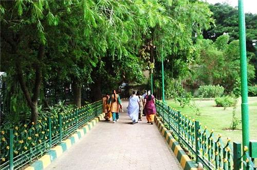 Parks and gardens in Bhopal