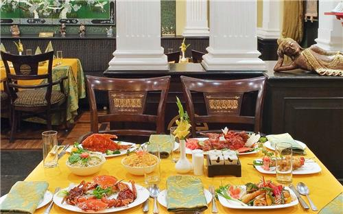 Top Five Restaurants in Bhubaneswar