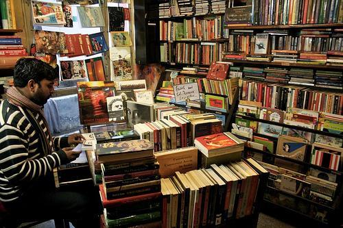 Book Sellers in Bhubaneshwar