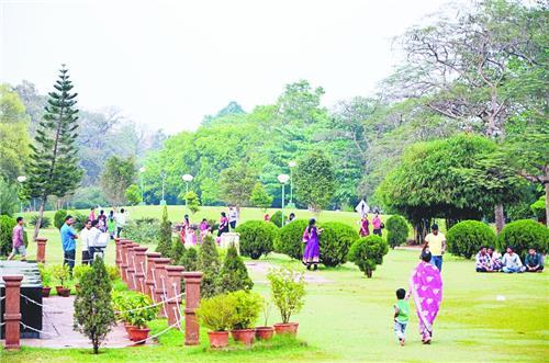 Parks in Bhubaneswar
