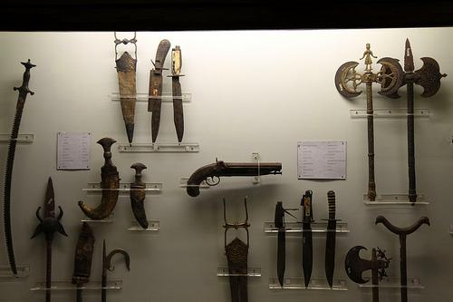 Collections at Kachchh Museum