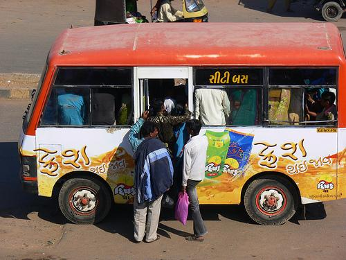 Buses from Bhuj
