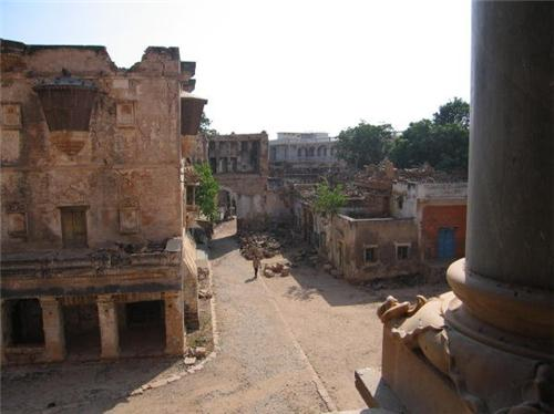Complex of Darbargadh Palace