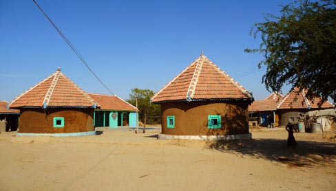 Dhordo Village in Bhuj