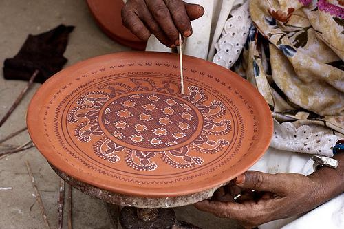 Pottery at Khadva Village
