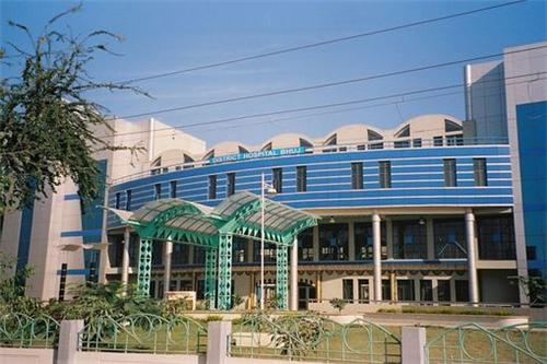 Hospitals in Bhuj