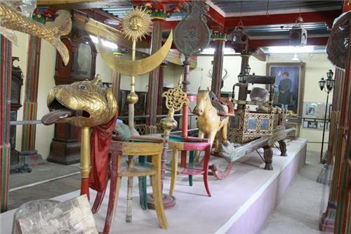 Old Dhatia Falia in Bhuj