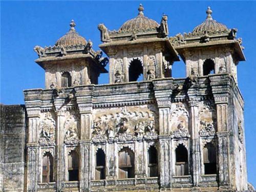 Darbargadh Palace in Bhuj