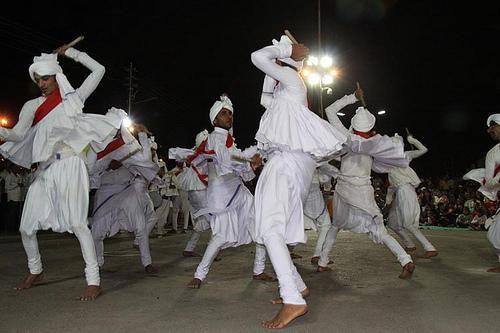 Shows during Rann Utsav in Bhuj