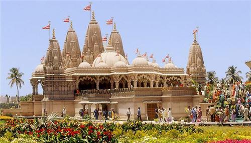 Swaminarayan Temple in Bhuj