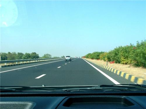 Highways in Bhuj