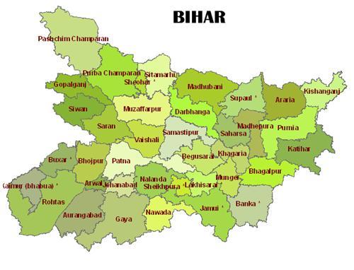 Geography of Bihar
