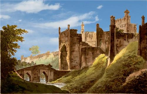 Forts and Palaces in Munger