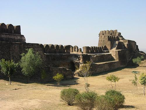 Famous forts in Bihar