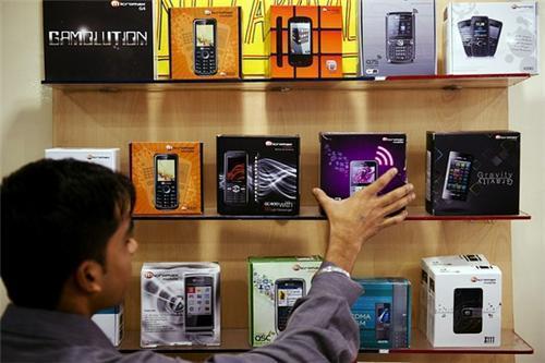 Mobile phone dealers in Kaimur