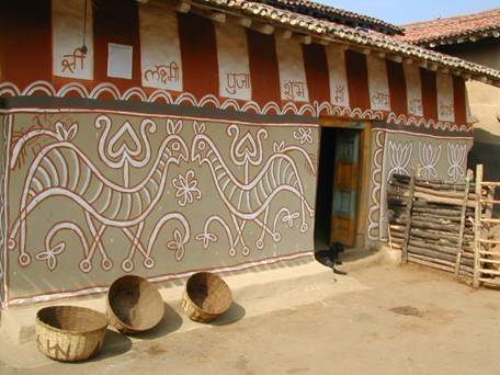 Art and Culture of Kaimur