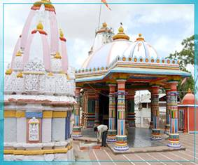 Temples in Madhubani