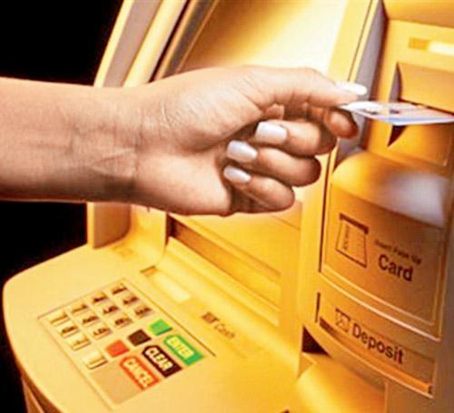 ATM in Motihari