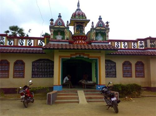 Manipur Temple in Samastipur