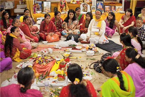 Teej Celebration in Motihari