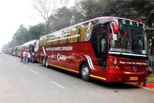 Writing service online in bihar bus
