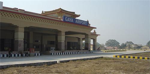 Air connectivity to Rajgir