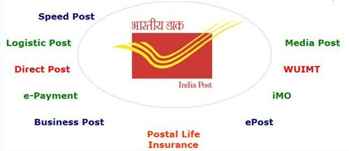Mail delivery in Rajgir