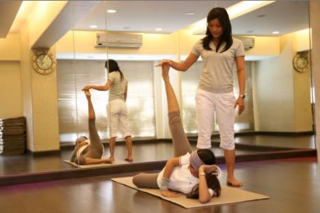 Yoga Classes in Bijapur