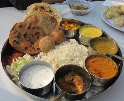 Food in Bikaner
