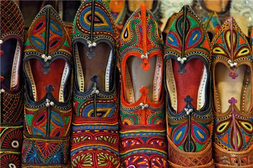 Street Shopping in Bikaner
