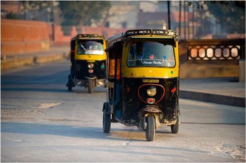 Transport in Bikaner