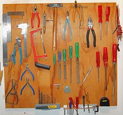 Tool Shops in Bishnupur