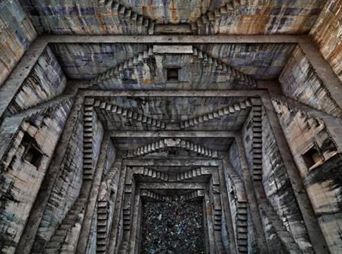The Step Wells of Bundi