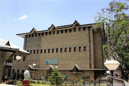 Bhuri Singh Museum in Chamba