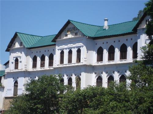Palaces in Chamba