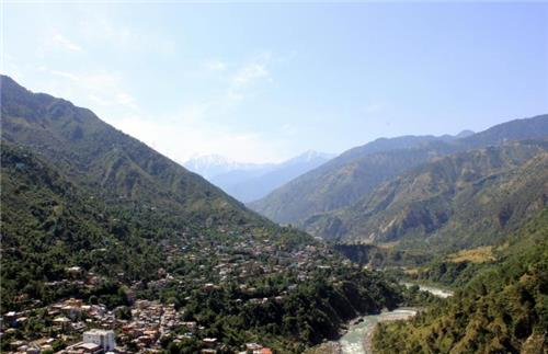 Geography of Chamba