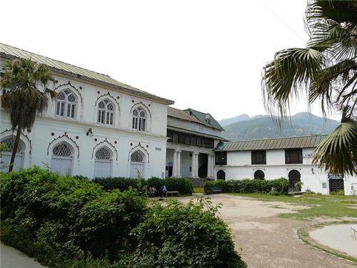 Akhand Chandi Palace in Chmba