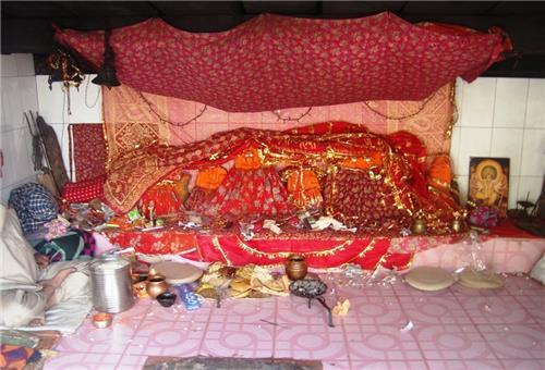 Bharmani Mata Temple in Bharmour