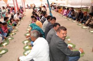 Dham in Chamba
