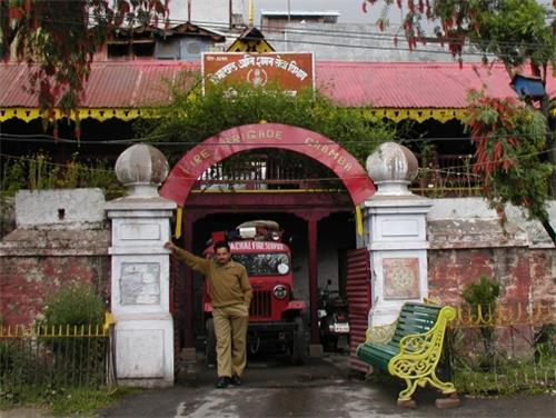 Fire Brigade in Chamba