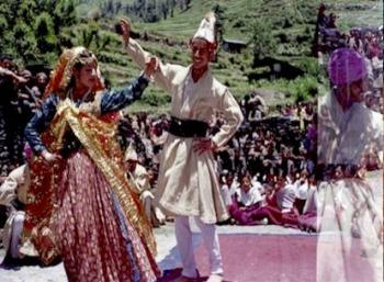 Popular Folk Dance of Chamba