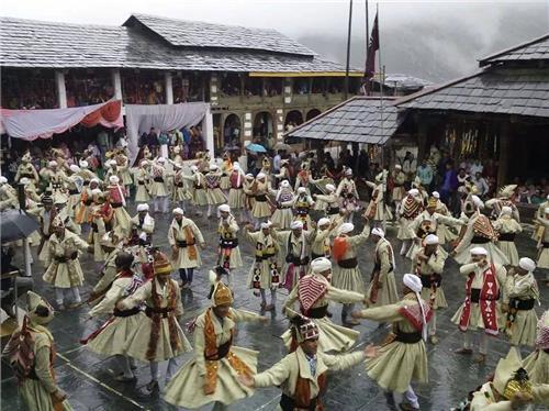 Folk Dances of Chamba