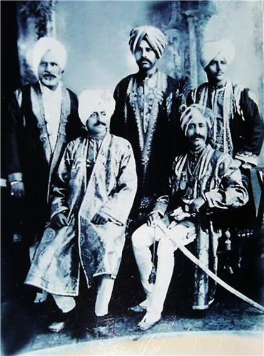 Rajas of 20th Century