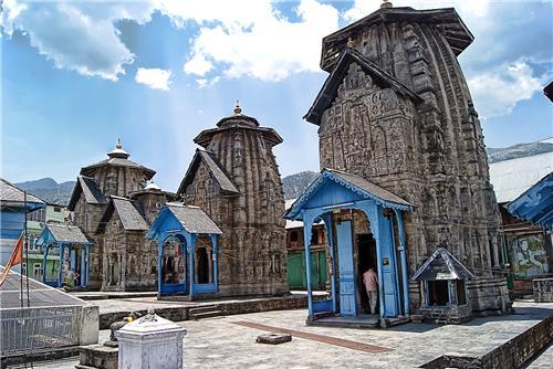 Lakshmi Narayan Temple in Chamba