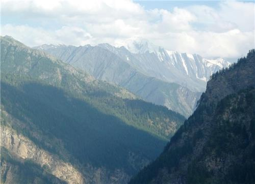 Pangi Valley from Killad