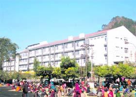 Regional Hospital in Chamba