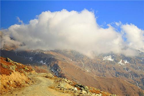 From Chamba to Sach Pass