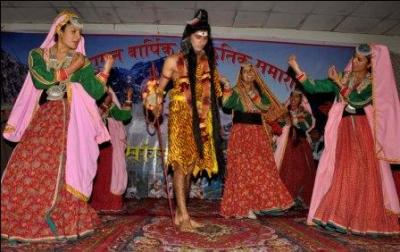 Traditiona Folk Dance of Chamba